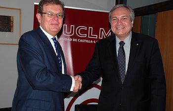 Miguel Ángel Collado y José Manuel Cabrera (Universidad de Guanajuato).