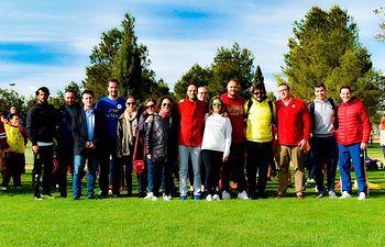 Contigo Albacete se une a las Jornadas Deportivas de los escolares en La Pulgosa