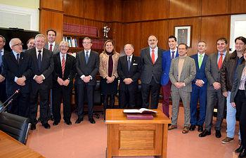 Pleno del Consejo Social © Gabinete de Comunicación UCLM