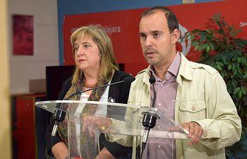 Pablo Bellido y Riansares Serrano.