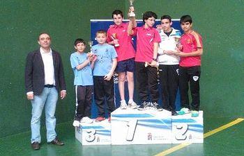 El equipo MIANPI de Guadalajara se impuso en las cuatro categorías