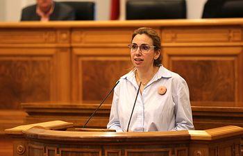 Úrsula López, diputada del Grupo Parlamentario Cs.