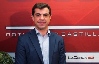 Javier Cuenca, alcalde de Albacete.
