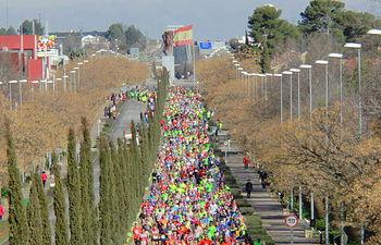 XXIV Media Maratón de Valdepeñas