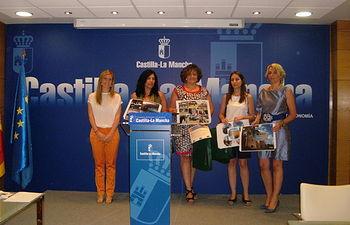 Entrega premios I Concurso de fotografía con Fondos Estructurales. Foto: JCCM.