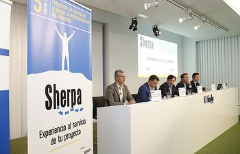 Clausura del Programa Sherpa'2017-V Edición.