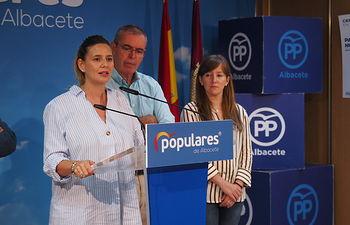 Carolina Agudo. Foto: Manuel Lozano Garcia / La Cerca