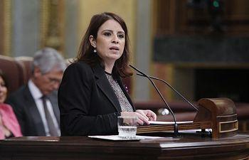 Adriana Lastra. @PSOE