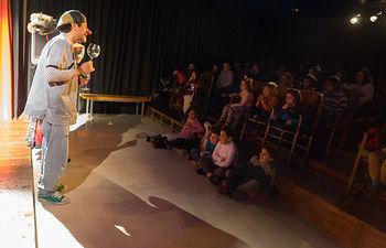 """Obra de teatro infantil """"El Viaje del Agua"""", patrocinada por Aguas de Albacete"""