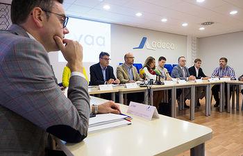 Presentación de EVAA - Empresas de Valor Añadido de ADECA