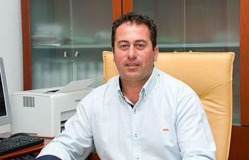 Jesús Villajos, alcalde de Porzuna.