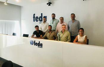 En FEDA se constituye AGIPAL para la defensa de los intereses de los gestores inmobiliarios.