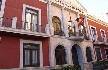 Ayuntamiento de Valdepeñas.
