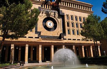 Ayuntamiento de Albacete.