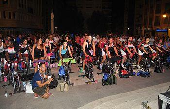 I Máster Nocturna de Ciclo Indoor Ciudad de Albacete