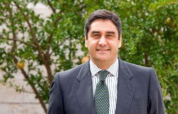 José Ignacio Echániz (archivo). Foto: JCCM.