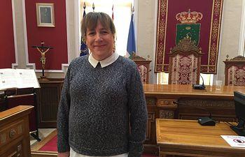 María Jesús López, portavoz de Ciudadanos en el Ayuntamiento de Hellín.