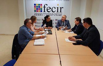 Reunión Cs Ciudad Real - FECIR.