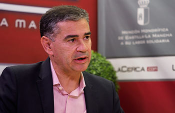 Manuel González Ramos, cabeza de lista al Congreso por el PSOE en Albacete