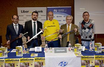 El Gobierno de Castilla-La Mancha apoya firmemente el XXXVIII Cross Nacional y XXIX Marcha Atlética en Ruta Trofeo 'Espada Toledana'