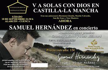 """Samuel Hernández """"A solas con Dios en Catilla-La Mancha"""""""