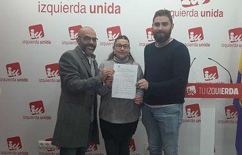 """Izquierda Unida presentará mociones en apoyo a los conductores de autobuses de """"Toletum"""""""