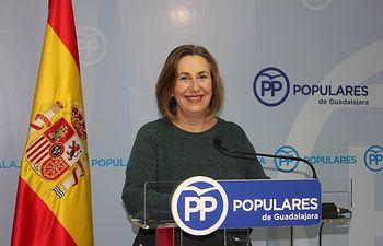 Silvia Valmaña diputada nacional del PP.
