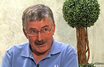 Juan Antonio Mata, presidente de Consejo Económico y Social de Castilla-La Mancha.