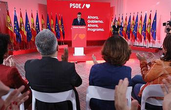 Pedro Sánchez. Foto: Inma Mesa Cabello