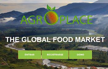 AGROPLACE, el mercado global de compra-venta de productos físicos de toda la cadena agroalimentaria.. Foto: COAG.