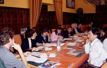 Reunión Comisión Permanente