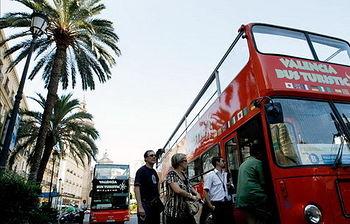 Bus turístico (Foto archivo)