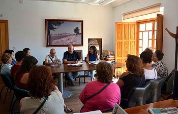 Reunión del Consejo de Sostenibilidad de la Agenda 21 Local de El Bonillo
