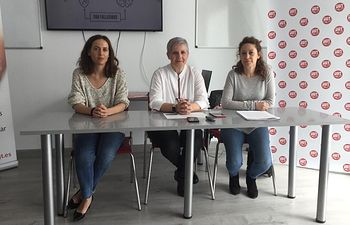 Jornada FeSP UGT CLM Salud Laboral y Reciclaje.