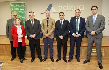 Desayuno Empresarial del año dedicado a la 'Información y la Comunicación en la PYME' de ADECA.