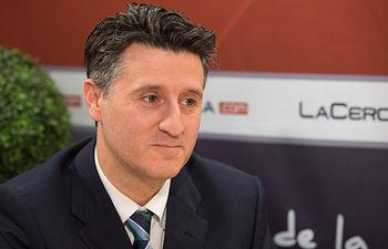 Pedro Soriano, concejal no adscrito en el Ayuntamiento de Albacete.
