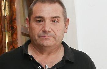 Luis González, concejal de IU-Ganemos Alcaraz.