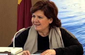 Paula Fernández Pareja, consejera de Industria, Energía y Medio Ambiente de la JCCM. Foto de archivo.