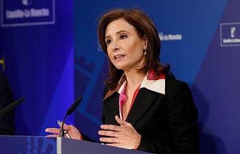 Marta García. Consejo Gobierno.. Foto: JCCM.