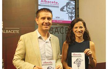 El stand de la Diputacion tendrá una inspiración cervantina y acogerá más de 50 actos en su programación