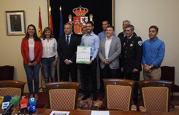 Presentación del Proyecto STARS de la DGT sobre Educación Vial y hará entrega de la acreditación del mismo al CEIP Cervantes de Munera