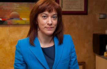 Irene Moreno, diputada nacional del Partido Popular por Albacete.