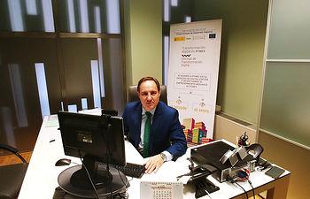 Manuel Roque director OTD CLM.