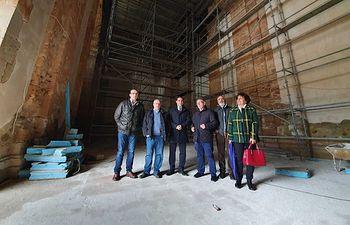 Diputación invertirá 200.000 euros en el Conjunto Histórico de Moya.
