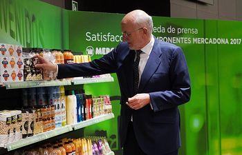 Mercadona incrementa su facturación un 6% hasta los 22.915 millones y crea 5.000 nuevos puestos fijos