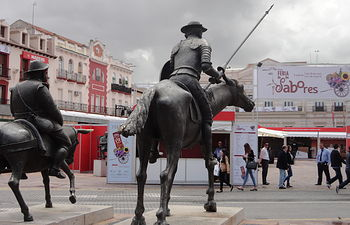 Feria de los Sabores de la Tierra del Quijote
