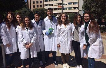 Los alumnos de la facultad de Farmacia informarán a los vecinos de Albacete sobre los peligros de la enfermedad EPOC.