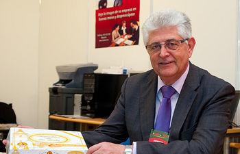 José Ruiz, gerente de Miguelitos Ruiz.