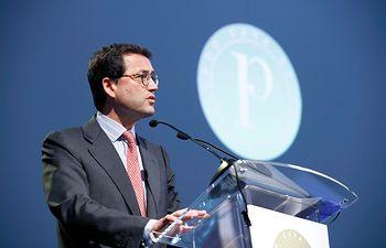 Jaime Haddad: apostamos por el cultivo de la remolacha y por el crecimiento del sector en un futuro sin cuotas. Foto: Ministerio de Agricultura, Alimentación y Medio Ambiente