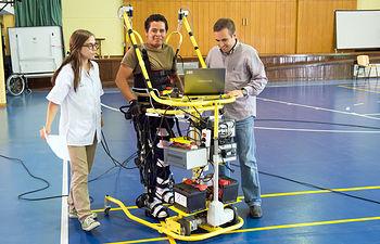 Una Unidad de Investigación del Hospital Nacional de Parapléjicos se asocia al Consejo Superior de Investigaciones Científicas. Foto: JCCM.